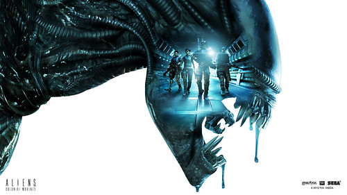 Aliens: Colonial Marines - Wallpaper 1920x1080