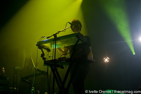 Minus the Bear @ Club Nokia, LA 11/9/12