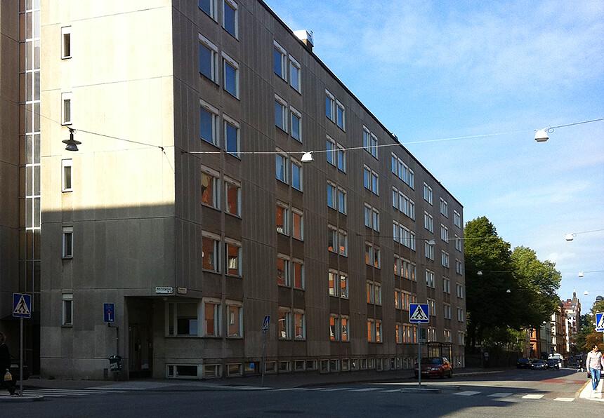 Kvarteret Grimman