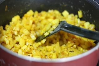 Potato Curry step 5