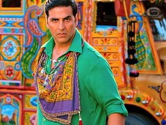 [Poster for Khiladi 786]