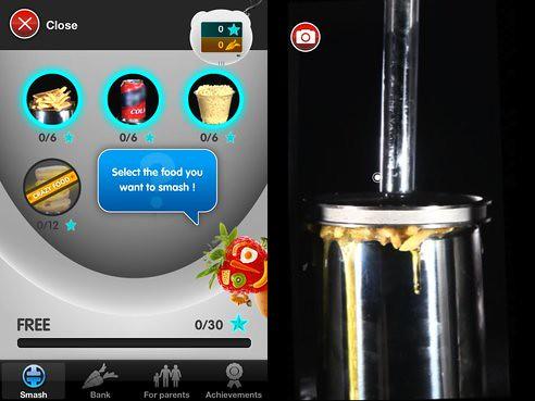 Приложение для iPhone и iPad расскажет о составе продуктов питания (Видео)