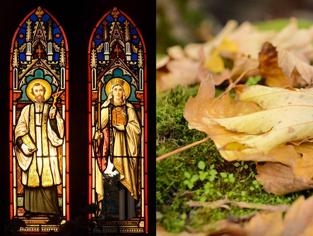 Le Père Lachaise en automne