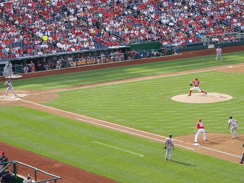 Nationals Park (Washington Nationals vs St. Louis Cardinals)