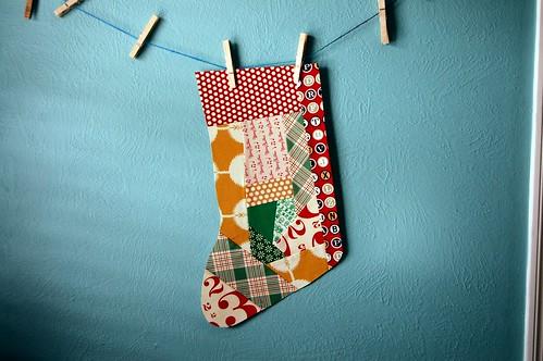 Eric's stocking