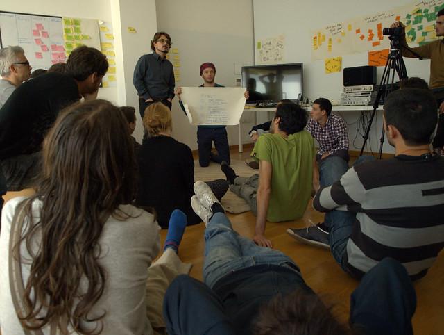 OuiShare Summit Roma - by Dimitri Tzortzis