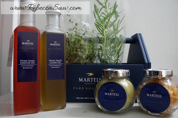 Martell Pure Gourmet Dinner - Chef Emmaneul Stroobant-078