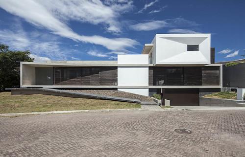 03 Residencia La Viña, Arq. Patricio Endara, Quito-Ecuador