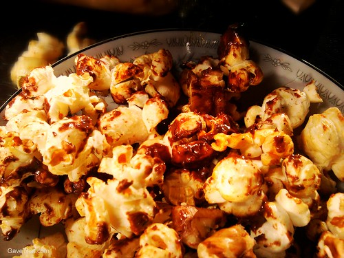 Hazelnut Kettle Corn