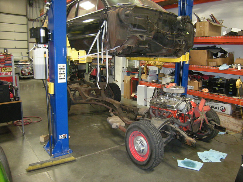 1959 1960 1961 1962 1963 1964 Biscayne Impala Chassis System ...