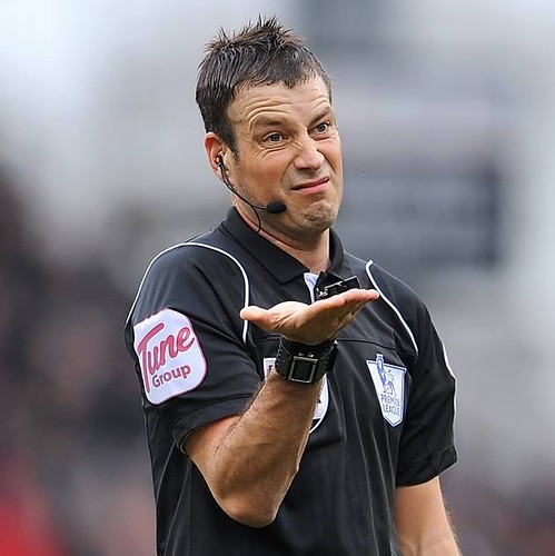 Mark Clattenburg 2