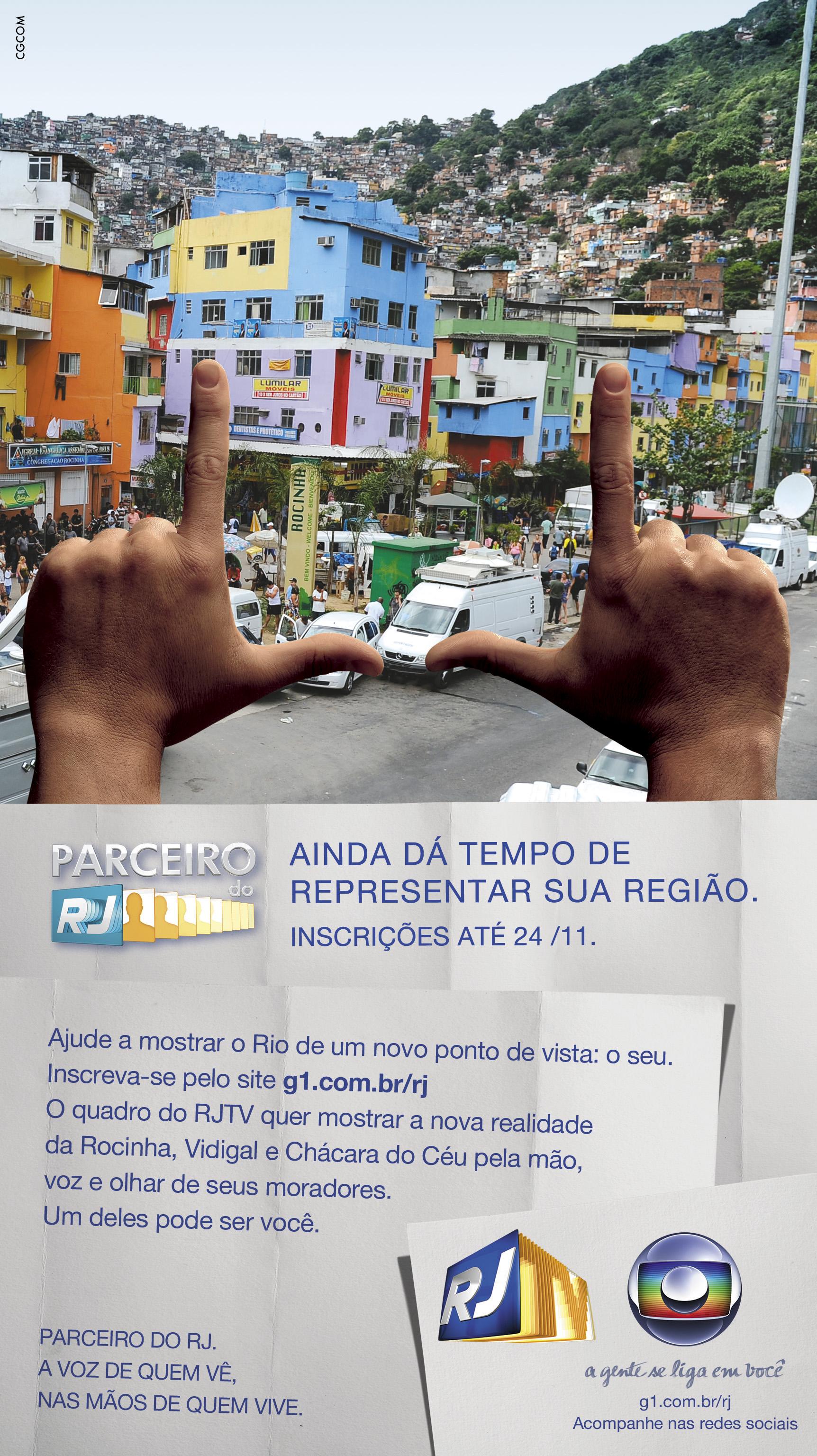 Anúncio Parceiros do RJ DEDOS - Rocinha