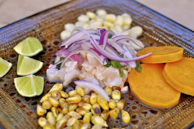 Peruvian Ceviche Recipe / Ceviche Peruano | Flickr - Photo Sharing!