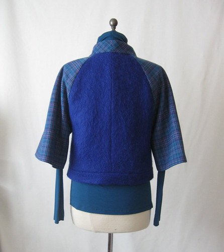 StyleArc jacket back view