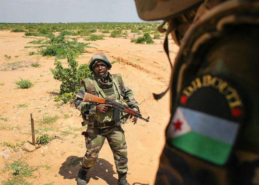 Armée djiboutienne / Djibouti National Army 8212410465_a0a38309e4_b