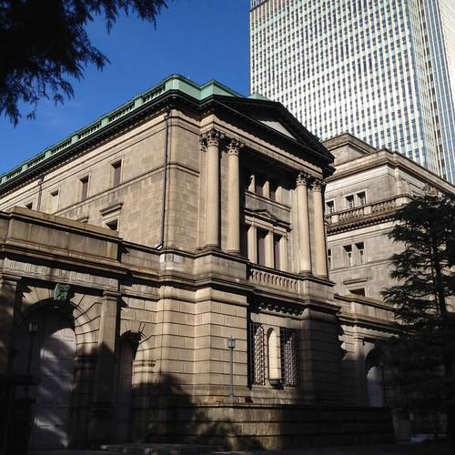 日本銀行旧館 by haruhiko_iyota