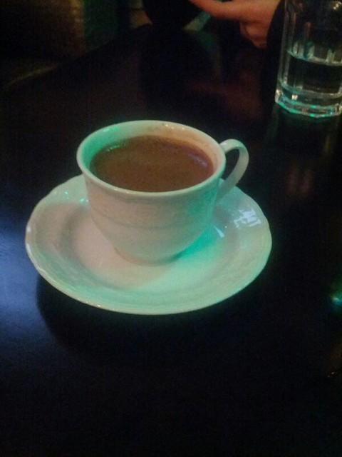 Turk Kahvesi @ Telefon Cafe