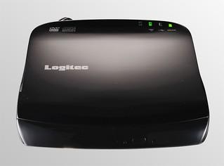 LogitecのWiFi対応ポータブルDVDドライブLDR-PS8WU2BKWを買ってみた