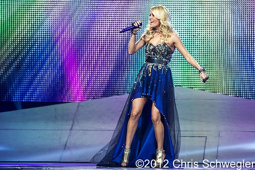 Carrie Underwood - 11-25-12 - Blown Away Tour, The Palace Of Auburn Hills, Auburn Hills, MI
