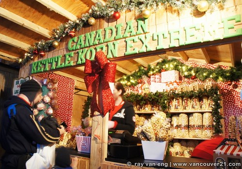 Vancouver Christmas Market Brings Old-World German Holiday Tradition & a Shopping Experience You'll Have All Season