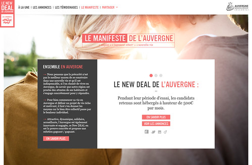 new deal auvergne