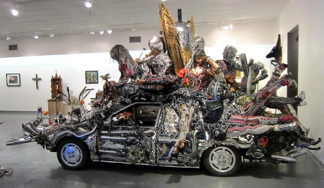Art Car Museum >> Houston's Art Car Museum | | Flickr - Photo Sharing!