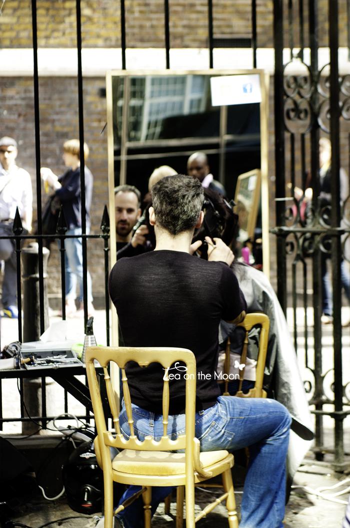 Peluquería Londres spitafields 5