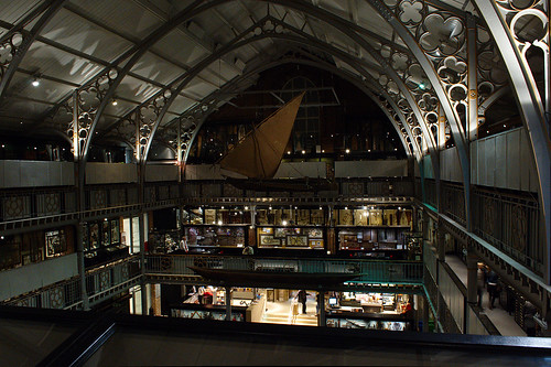 The Pitt Rivers Museum