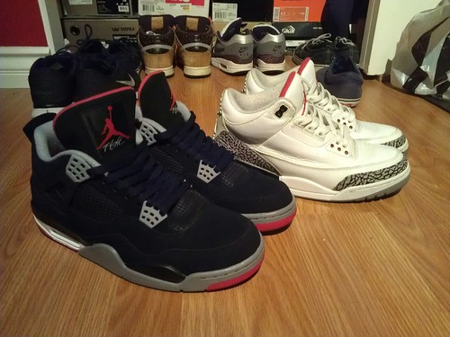 Bred IV & White Cement III