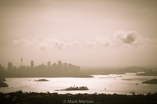 Sydney Harbour Late Afternoon