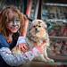Zombie Dog & Zombie Girl by kristi_Nikon_D1X
