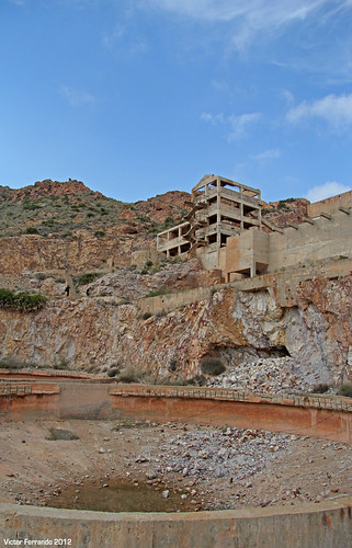 Minas de oro de Rodalquilar  - GataTrip - Cabo de Gata - Almería