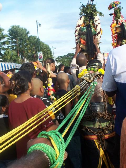 Thaipusam, antico rito indu