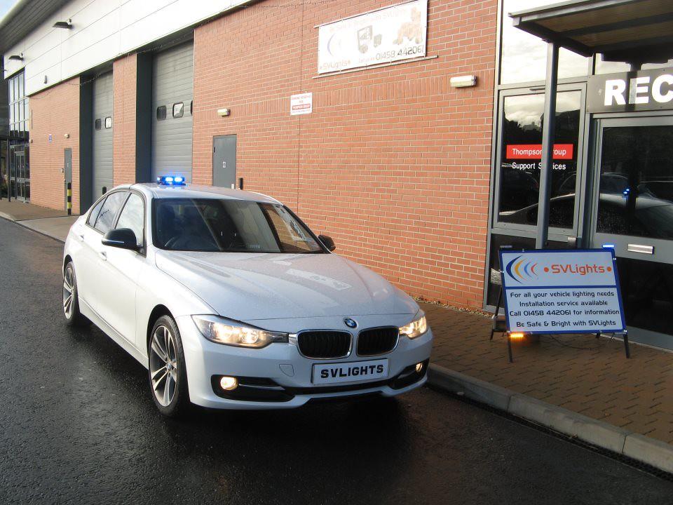 BMW 3 Series unmarked car by SV Lights & SVLIGHTSu0027s most interesting Flickr photos | Picssr azcodes.com