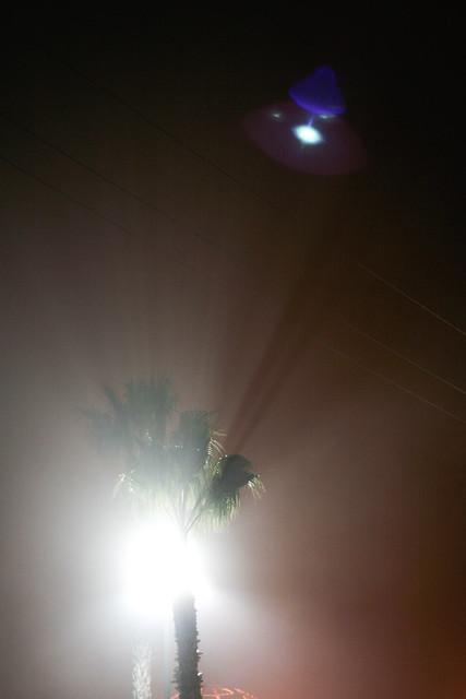 foggy la