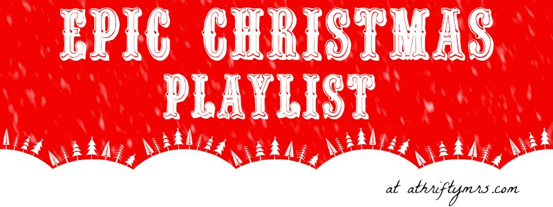 epic christmas playlist