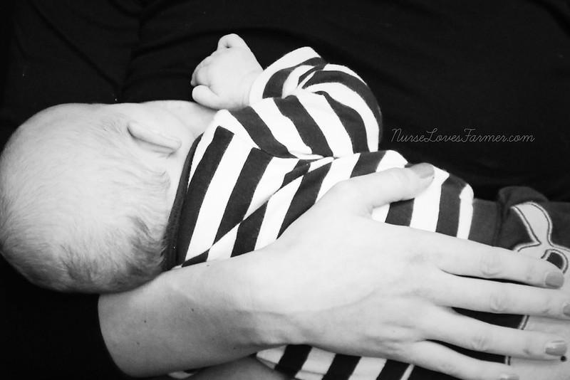 Ethan & Mommy