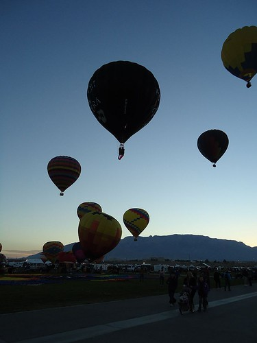 Morning Balloons 09