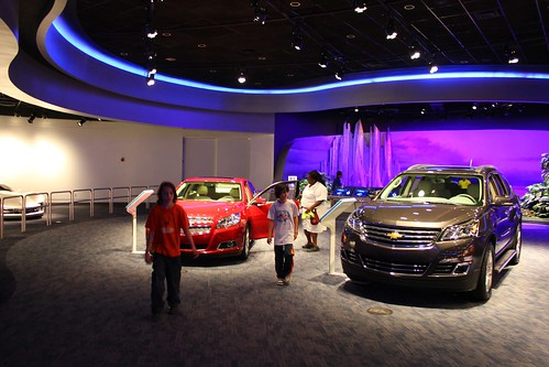 Test Track 2.0 at Epcot