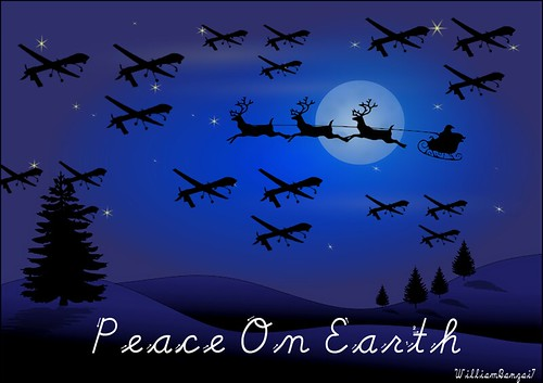 PEACE ON EARTH by Colonel Flick/WilliamBanzai7