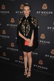 Diane Kruger Orient Trend Celebrity Style Women's Fashion