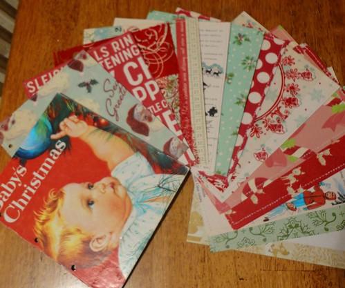 babys christmas book