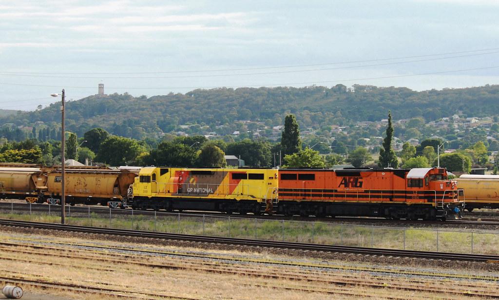 QR Grain Train by S312 Photography