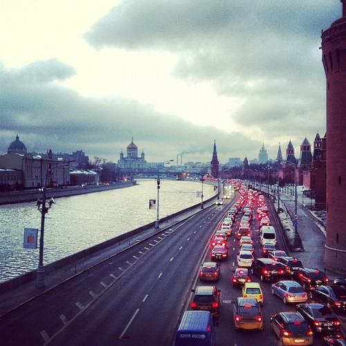 Moskva river #wander