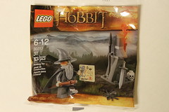 LEGO The Hobbit Gandalf at Dol Guldur Polybag (30213)
