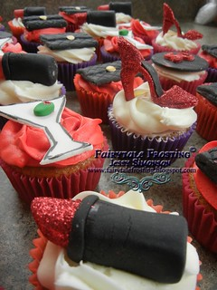 50th Cocktails and Cupcakes Angle