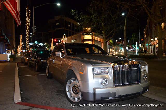Rolls royce phantom rodeo drive beverly hills by for Rolls royce of beverly hills