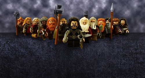 LEGO The Hobbit Thorin and Company