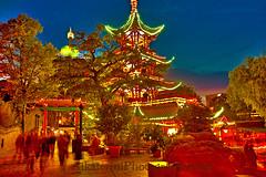 Tivoli garden, Chinese house