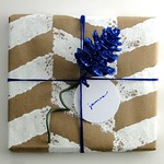 Recycled Gift Wrap Tutorial